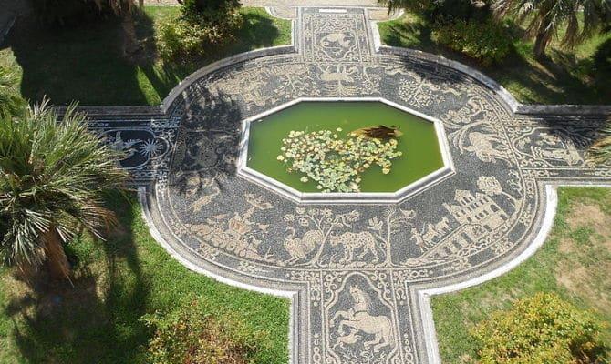 Risseu Ligure - Musivarius - secolo xix