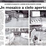 Risseu ligure - Luciano Bonzini Maestro Artigiano | Mosaico e rissêu - Rassegna stampa
