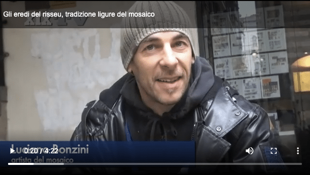 Risseu ligure - Maestro LUCIANO BONZINI